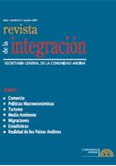 Revista de la Integración N° 1