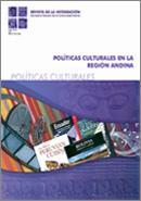 Revista de la Integración N° 5. Políticas Culturales en la Región Andina