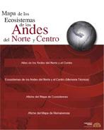 Mapa de los Ecosistemas de los Andes del Norte y Centro