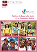 Políticas de Desarrollo Social en la Comunidad Andina