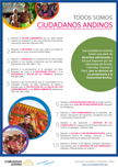 Cartilla Todos somos ciudadanos andinos
