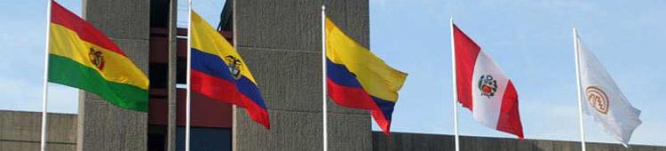 Programa de Prácticas en la Secretaría General de la Comunidad Andina