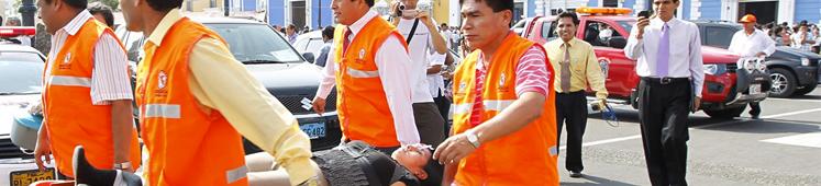 Prevención y Atención de Desastres