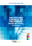 Decisiones Andinas en Propiedad Intelectual (texto compilado)