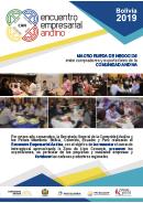 Encuentro Empresarial -  Bolivia 2019