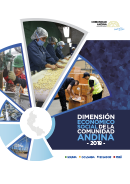 Dimensión económico social de la Comunidad Andina, 2018