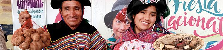Participación Social y Ciudadanía Andina