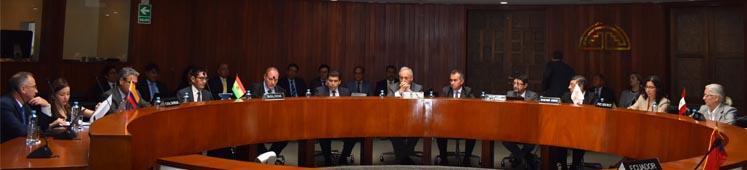 Comisión de la Comunidad Andina
