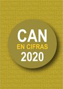 CAN en cifras 2020