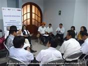 Proyecto de Educación Intercultural en la frontera Ecuador- Perú (CESCAN II)