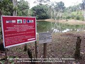 Proyecto Mejoramiento de Condiciones Sanitarias y Ambientales en la frontera Ecuador- Colombia (CESCAN II)