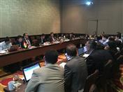 Los grupos de trabajo de los organismos reguladores y planificadores de la CAN y de Chile se reunieron en el marco del Comité Andino de Organismos Normativos y Organismos Reguladores de Servicios de Electricidad (CANREL) en la ciudad de Bogotá.