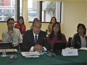Representante del Gobierno Autónomo Descentralizado de la Provincia del Carchin del Ecuador.