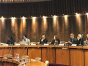 Avances en materia de transporte y logística en la Comunidad Andina fueron expuestos en Seminario organizado por la CEPAL