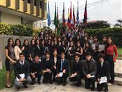 Alumnos de la Universidad ESAN del Perú participaron en el conversatorio: El Proceso de Integración Andino.