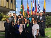 XVIII Reunión del Comité Iberoamericano de Nomenclatura se realiza en sede de Secretaría General de la Comunidad Andina