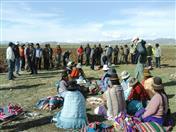Proyecto promovido por la CAN y la UE busca reducir índices de anemia y desnutrición en frontera Perú – Bolivia