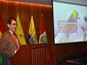 Conferencia a cargo de Pedro Martín Bernal
