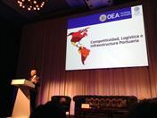 Ponencia: Facilitación del comercio intraregional a través de las hidrovías