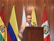 Palabras del Director General, César Montaño