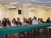 Estudiantes peruanos de Negocios Internacionales participaron en Conversatorio sobre el Proceso de Integración Andino