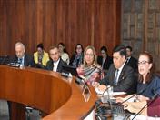 La Canciller de Ecuador María Fernanda Espinosa presidió el CAMRE