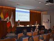 Presentación del estudio a cargo de la CAN y de ALADI