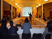 También, participan representantes de las instituciones europeas transfronteriza como la Asociación de Regiones Fronterizas de Europa (ARFE)