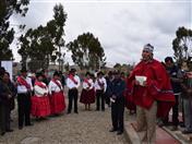 Intervención del presidente de la Autoridad Binacional del Lago Titicaca, Juan Jose Ocola