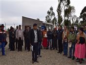 Intervención del alcalde de Huatajata, Guido Cahuaya