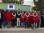 Representantes de las Cancillerías de Bolivia, Perú, Ecuador, de las entidades ejecutoras y de la Secretaría General de la CAN participaron en el evento.