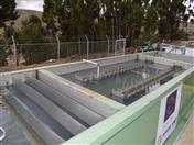Planta de tratamiento de agua potable, construida como parte del Proyecto Integración Regional Participativa en la Comunidad Andina –INPANDES