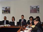Participan en este evento, expertos de las Aduanas de Bolivia, Colombia, Ecuador, Perú, de la Secretaría General de la CAN y el especialista en valoración aduanera, Juan Martin Jovanovich.