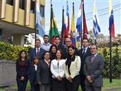 Participantes de Taller de Precios de Transferencia en materia de valoración aduanera.