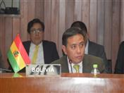 Director General de Integración y Cooperación Económica del Viceministerio de Comercio Exterior e Integración de Bolivia, Horacio Usquiano