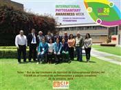 La Secretaría General de la Comunidad Andina participó en el taller Rol de las Unidades de Sanidad de Germoplasma (GHUs) en el control de enfermedades y plagas invasivas, organizado por el Centro Internacional de la Papa (CIP) en la ciudad de Lima.
