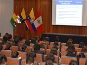 Charla sobre Migraciones, a cargo de Carlos Nieto.