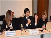 Reunión fue inaugurada por la Secretaría General (a.i) de la Comunidad Andina, Luz Marina Monroy Acevedo y el Secretario de la CIPF, Xia Jingyuan