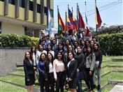 Estudiantes de la Universidad Tecnológica del Perú visitaron la Secretaría General de la Comunidad Andina