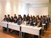 Estudiantes de la Universidad Tecnológica del Perú visitaron la Secretaría General de la Comunidad Andina.