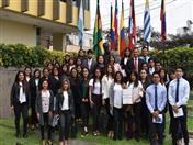 Cerca de 50 alumnos de la carrera de Negocios Internacionales de la Universidad Nacional Federico Villarreal y de la Universidad Femenina del Sagrado Corazón visitaron nuestra sede.