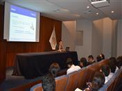 Tema: Mecanismos de defensa comercial a cargo del funcionario Raúl Quispe.