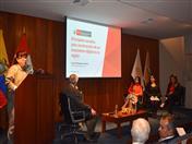Virginia Nakagawa - Viceministra de Comunicaciones del MTC