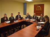 En la reunión por videoconferencia, participó la Secretaría General de la Comunidad Andina.