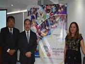 En el lanzamiento del Encuentro participaron representantes de Promperú, ADEX y de la Secretaría General de la CAN.