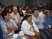 Empresarios de la subregión andina, interesados en el Encuentro y autoridades de los países estuvieron presentes en el acto.