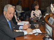 Director de la SGCAN, Embajador José Antonio Arróspide.