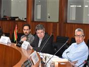 Viceministro de Defensa de Bolivia, Carlos Bru.