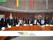 Foto Oficial de la reunión CAN- MERCOSUR