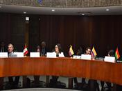 Países de la CAN: Bolivia, Colombia, Ecuador y Perú.